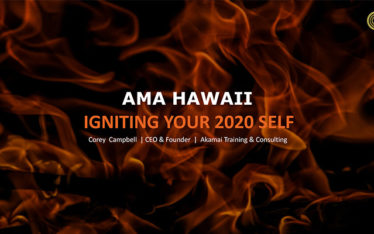 ignite your 2020 self