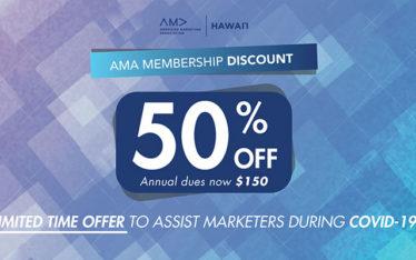 AMA membership discount