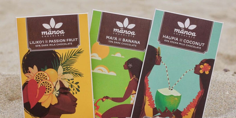 Manoa Chocolate products