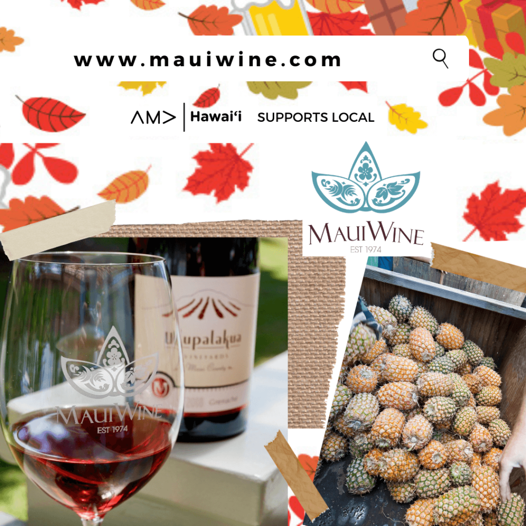 MauiWine products