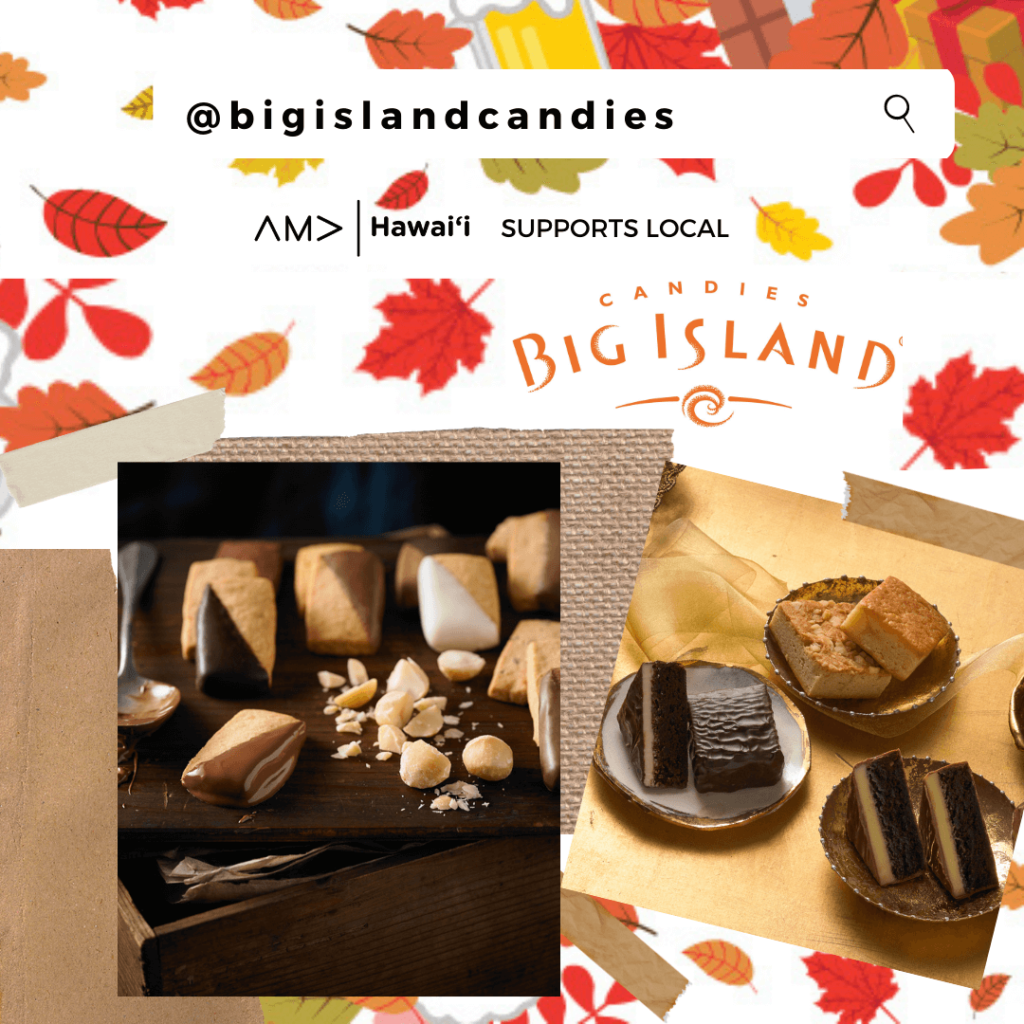 Big Island Candies products
