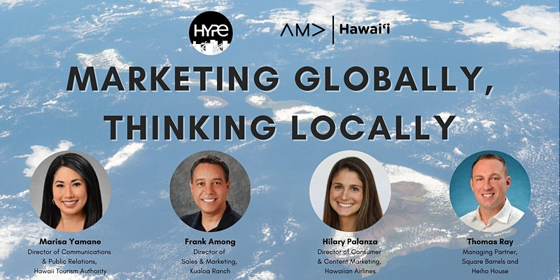 marketing globally, thinking locally